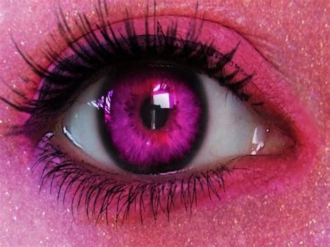 pink eye color what it s like living with a pink addiction