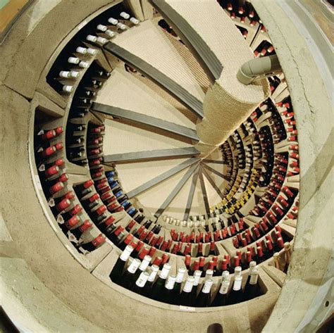 Spiral Wine Cellars   DigsDigs