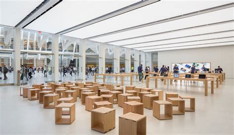 design magazine store nyc stunning new apple store designs in london and nyc