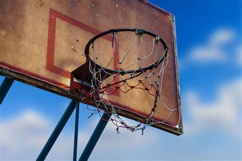 vintage basketball hoop mural murals
