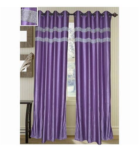 fancy door curtains sai arpan fancy purple sequined panel door curtain by sai