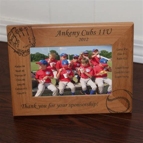 unique gifts for baseball 1000 images about baseball photo frames on pinterest