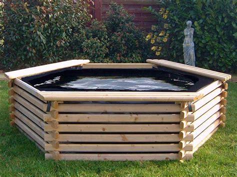 Beautiful Piscina Da Giardino Fuori Terra #1: piscina-da-giardino-in-legno.jpg