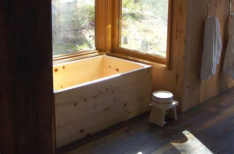 hinoki bathtub ofuro soaking hot tubs introduction