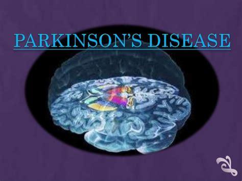 Parkinson S Disease Powerpoint Template Parkinson S Disease