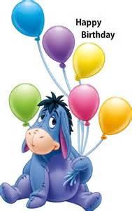 Eeyore Birthday Happy Birthday Wishes With Eeyore