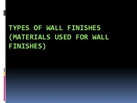 types of wall finishes pictures to pin on pinterest wall finishes