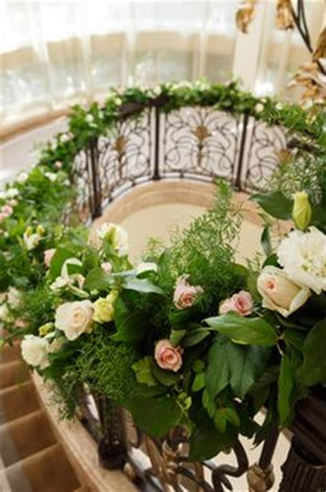 banisters flowers wedding splendor on pinterest orchid bouquet white orchids and orchids