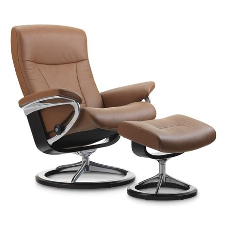 stressless recliner sale stressless consul large chair and ottoman signature base