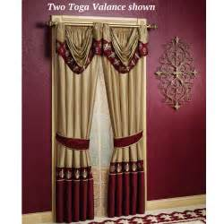 Damask Curtains Black Fascinating Burgundy And Beige Curtains Modern Curtain