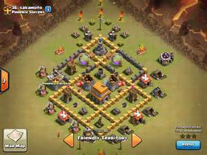 This th5 base defended 8 times in war with no stars at most received
