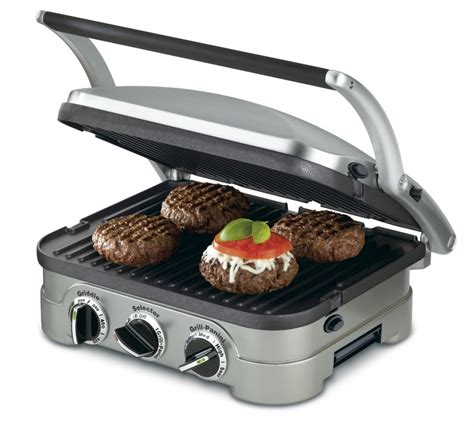 cuisinart gr 4n 5 in 1 griddler only 64 99 from