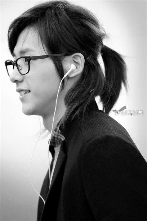 shin dongwoo ft rambut pria rambut panjang rambut pendek