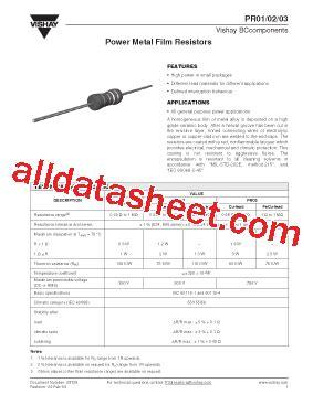 all resistors datasheet resistor datasheet vishay 28 images mbb0207 datasheet pdf vishay siliconix acas0612at