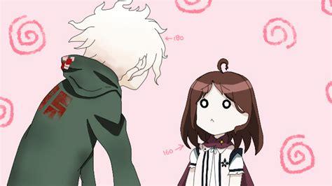 anime couple tall guy short girl tall guy short girl by killana chan on deviantart