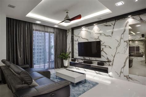 interior design apartment singapore 758 waterfront gold