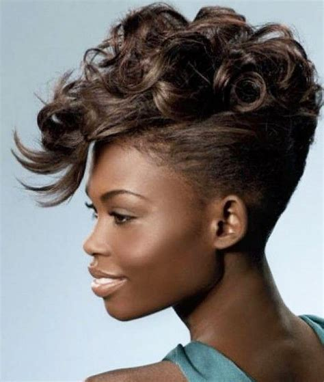afro hairstyles for long faces 5 stunning short french haircuts african american cruckers