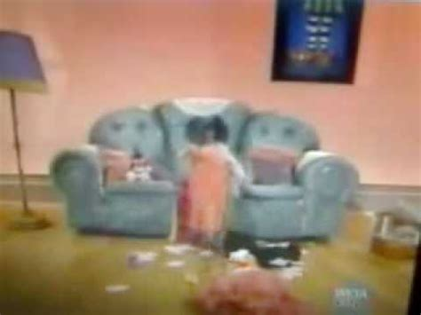 the big comfy couch all fall down big comfy couch quot all fall down quot 10 second tidy with