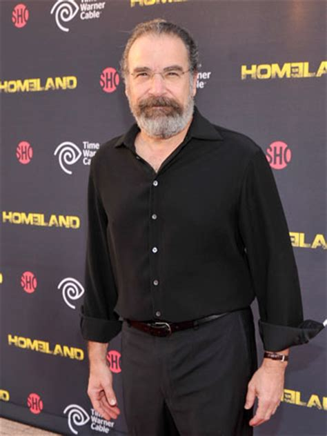 Mandy Is An Soul by Mandy Patinkin Criminal Minds Was Destructive To My