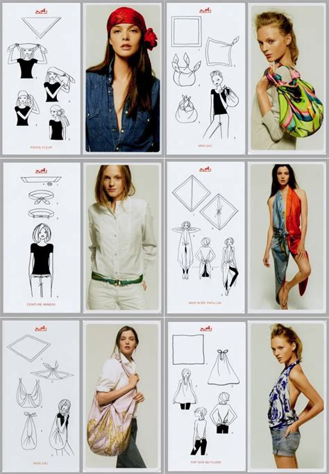 fashion diy silk scarves magnifeco eco fashion