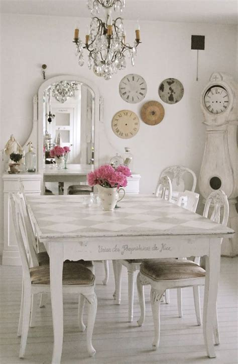 shabby chic dining room shabby chicness