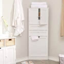 corner storage cabinet for bathroom 20 corner cabinets to make a clutter free bathroom space