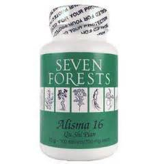 Seven Forests Detox Diarrhea by Alisma 16