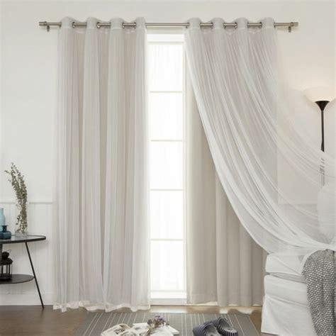 colores de cortinas cortinas modernas dise 241 os de cortinas para la casa 2019