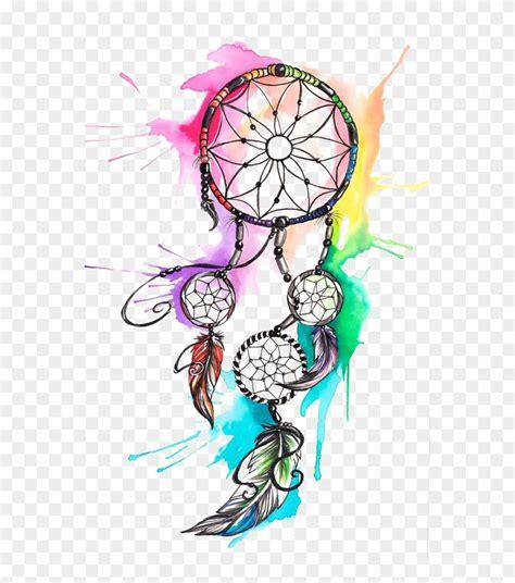 watercolor tattoo dreamcatcher dreamcatcher clip watercolor dreamcatcher