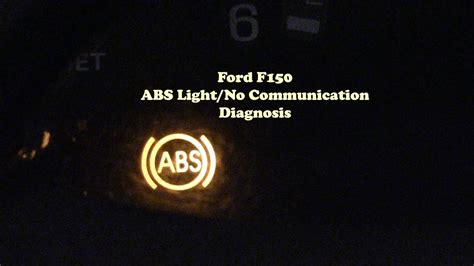 abs light on ford f150 ford f150 abs light on