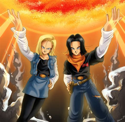 android 17 and 18 android 17 character comic vine
