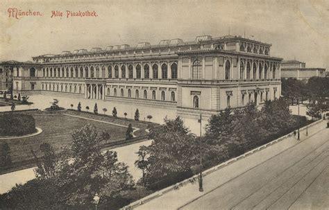 Postkarten Druckerei Fulda by M 252 Nchen Bayern Alte Pinakothek Zeno Org