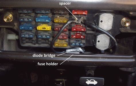 alternator booster diode and the alternator regulator voltage booster modification part 1 introduction ih8mud forum
