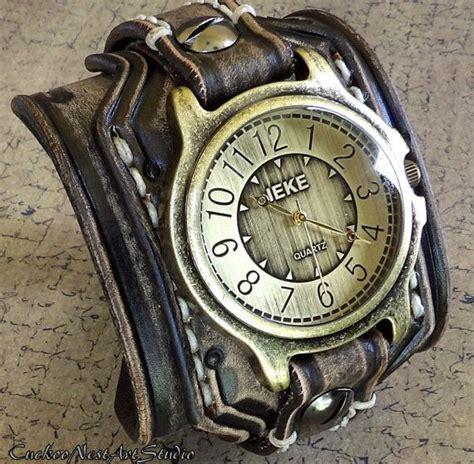 leather cuff wrist s bracelet