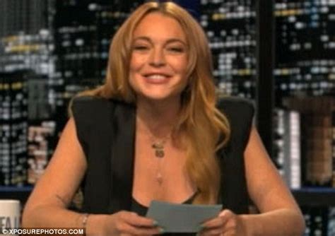 Pop Nosh Lindsay Talks To by Lindsay Lohan Makes A Dig At Kristen Stewart In Preview