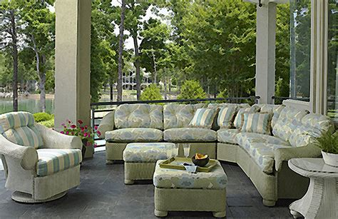 lloyd flanders replacement cushions patio furniture cushions