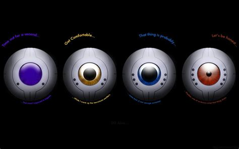 portal images glados images glados hd wallpaper and background photos