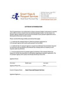 Authorization Letter For Korean Visa authorization letter for application visa sample