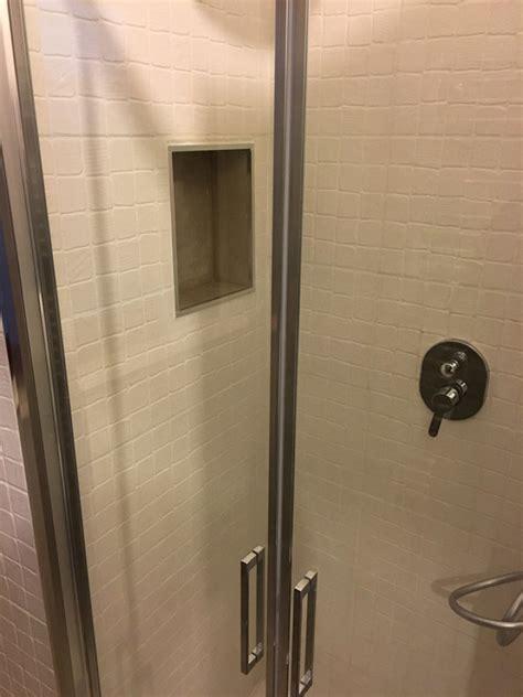 nicchie doccia rifacimento bagno idee ristrutturazione bagni