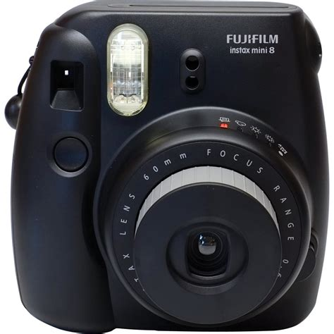fuji instax mini 8 fujifilm instax mini 8 instant black