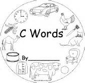 c words early reader book enchantedlearning