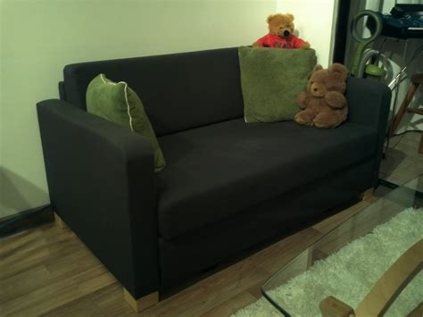 solsta sofa bed solsta two seat sofa bed brokeasshome com