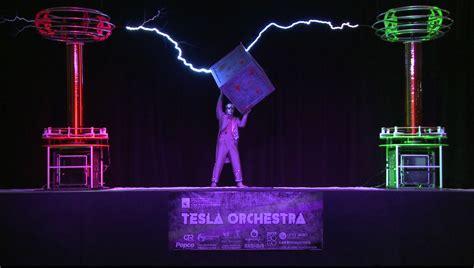 Tesla Coil Suit Tesla Coil Faraday Suit Amazing Tesla
