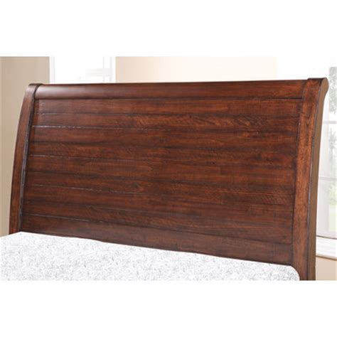 sleigh headboard king buy brentwood sleigh headboard size california king