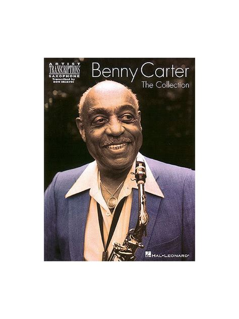 benny carter in the mood for swing livres de chansons benny carter partition benny carter