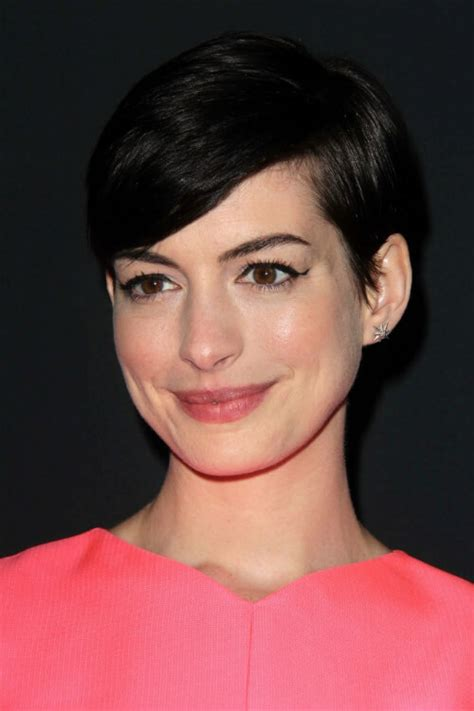 celebrity extreme short haircuts 15 celebrity short hairstyles that will look great on you