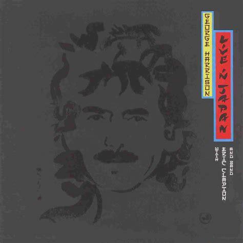 Wohnen In Japan by Memory Rock Motel Resenha George Harrison Live In Japan