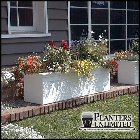 Planters Unlimited kingston fiberglass commercial planter planters unlimited