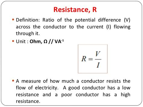 definition of resistors definition of non ohmic resistor 28 images current electricity na ohmic d 233 finition what