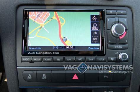 Audi A3 Sportback Radio by Audi Navigation Plus Rns E Media Led 8p0035193g Audi